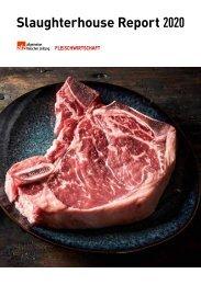 Slaughterhouse Report 2020
