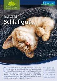 VN Ratgeber_Schlafen