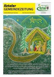 Ilztal Gemeindezeitung 12-2020