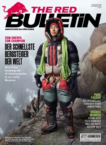 The Red Bulletin Dezember 2020 (DE)