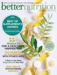 Better Nutrition November 2020
