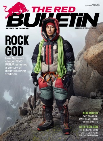 The Red Bulletin December 2020 (UK)
