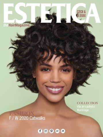 Estetica Magazine Czech & Slovak (3/2020)
