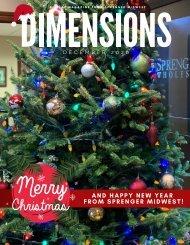 December 2020 Dimensions Magazine