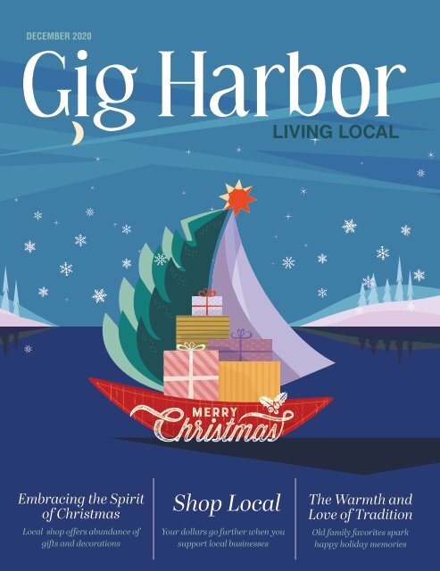 December 2020 Gig Harbor Living Local