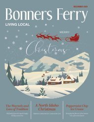 December 2020 Bonners Ferry Living Local