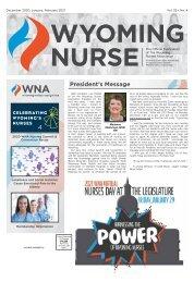 Wyoming Nurse - December 2020