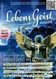 Lebensgeist-Magazin 2020/21
