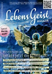 Lebensgeist-Magazin Winter 2020/21