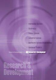 HITACHI TECHNOLOGY 2005-2006