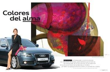 Colores del alma - Audi