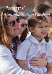 Haileybury Astana Parents Communication Guide 2020-2021
