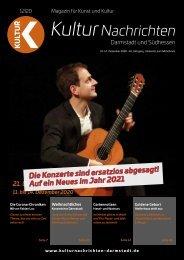 Kulturnachrichten für Darmstadt und Südhessen - 12 - 2020