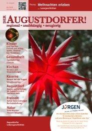 Der Augustdorfer: Weihnachten erleben