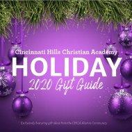 Cincinnati Hills Christian Academy Holiday 2020 Gift Guide