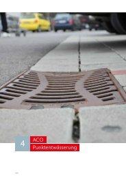 ACO Österreich Preisliste 2021 - Punktentwässerung