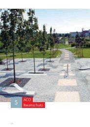 ACO Österreich Preisliste 2021 - Baumschutz