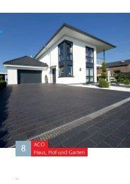 ACO Österreich Preisliste 2021 - Haus, Hof und Garten
