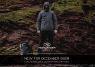 Highlander Tactical Catalogue - New For December 2020