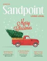 December 2020 Sandpoint Living Local