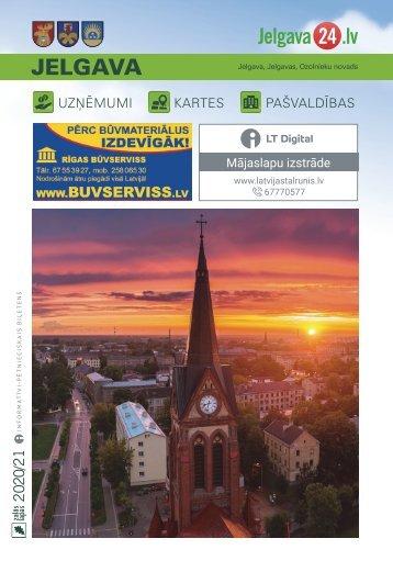 Zaļās Lapas Jelgava 2020/2021