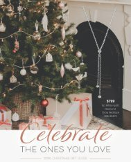 Pontifex Jewellers Christmas Catalogue