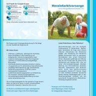 Herz-Diagnostik - Radiologisches Zentrum Sinsheim