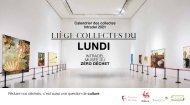 Calendrier des collectes des déchets 2021 du lundi - Ville de Liège - Intradel