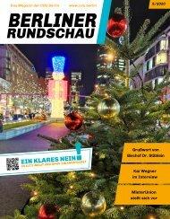 Berliner Rundschau digital I Ausgabe 5/2020