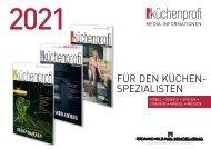 Küchenprofi Mediadaten 2021