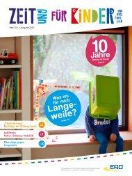 20. Ausgabe - Zeit(ung) für Kinder