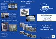 Flyer-Dienstleistung WMS-Sinsheim - Das Service
