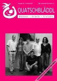 Ausgabe 26 - Kraichgau Werkstatt