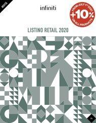 INFINITI-Listino RETAIL-NEWS-2020-ITA