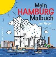 Mein Hamburg-Malbuch