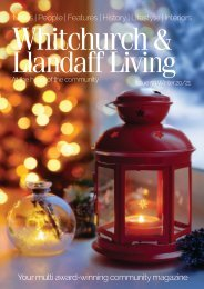 Whitchurch and Llandaff Living Issue 59