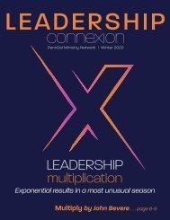 Leadership Connexion: Issue 4
