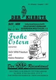 Frohe Ostern - DSkV