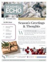 Seashell Echo | December 2020