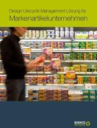 Brand Management, Deutsch - Esko