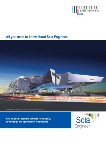 All you need to know about Scia Engineer... - Vectorworks