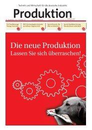 Ausgabe - 39 - 2010 - Produktion