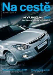 Dny otevřených dveří - Hyundai