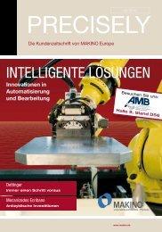 MAKINO Kundenzeitschrift - neutec werkzeugmaschinen ag