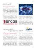 sercos Ein zukunftssicherer Standard Der sercos ... - Sercos N.A. - Seite 3