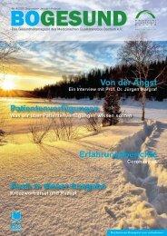 BOGESUND Ausgabe Nr. 4/2020