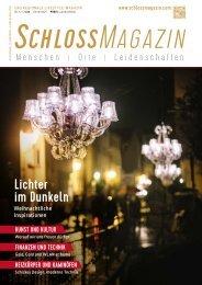SchlossMagazin Augsburg Schwaben + Fünfseenland Dezember 2020