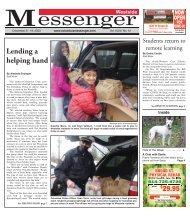 Westside Messenger - December 6th, 2020