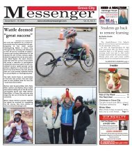 Grove City Messenger - December 6th, 2020