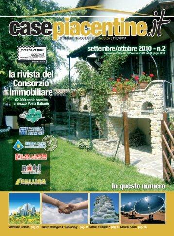 settembre/ottobre 2010 - n.2 - Case Piacentine
